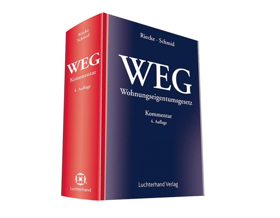 Riecke.Schmid.WEG.Kommentar.4.Aufl.web